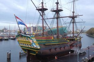 the Amsterdam (a VOC ship)